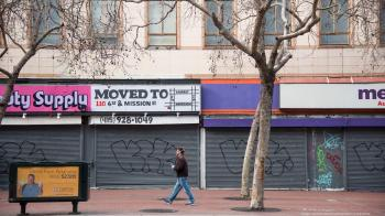 San Francisco Voting Whether to Tax Landlords for Empty Storefronts